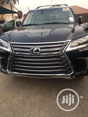 Lexus LX 570 2016 Black   Cars for sale in Lagos State, Ikeja