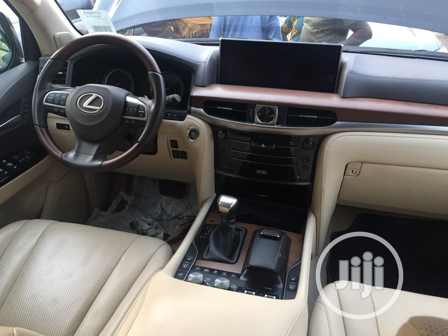 Lexus LX 570 2016 Black | Cars for sale in Ikeja, Lagos State, Nigeria