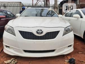 Toyota Camry 2007 White   Cars for sale in Edo State, Benin City