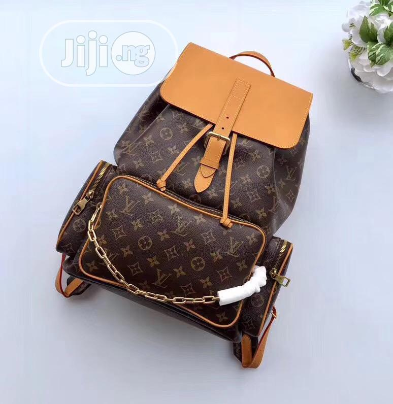 Louis Vuitton Backpack Available as Seen Order Yours Now