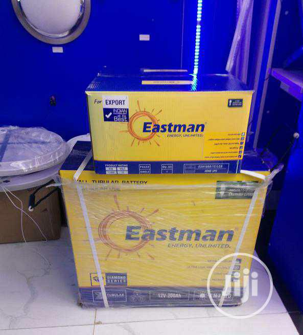 200ah Eastman Tubular Battery