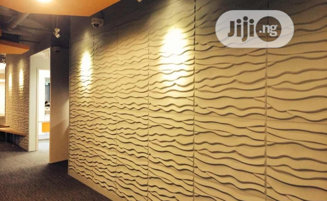 Classic 3D Wall Panels | Home Accessories for sale in Ikeja, Lagos State, Nigeria