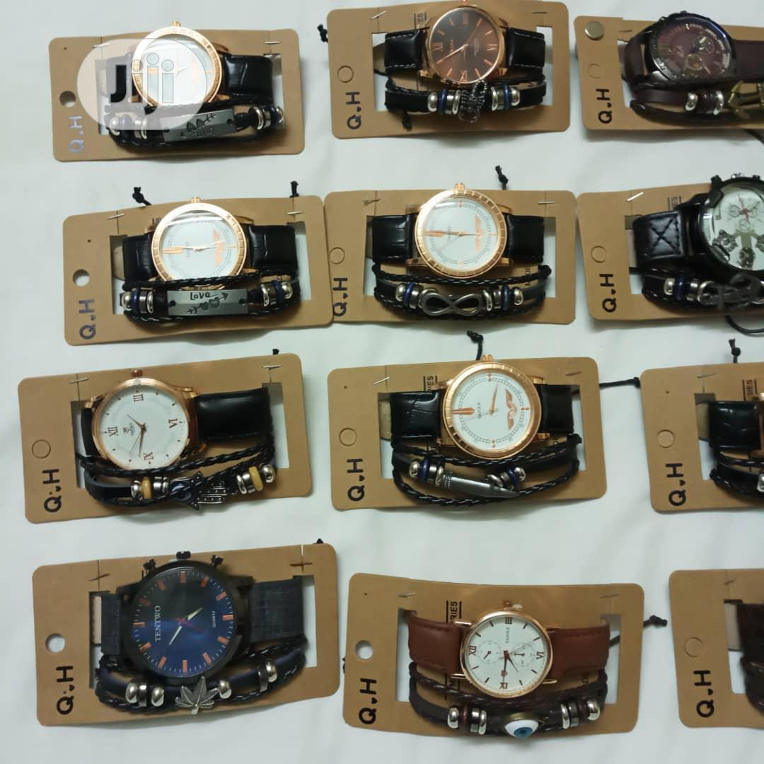 Wrist Watch With Bracelet | Jewelry for sale in Surulere, Lagos State, Nigeria