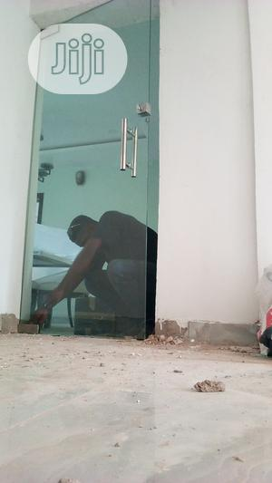 Glass Swing Door   Doors for sale in Lagos State, Alimosho