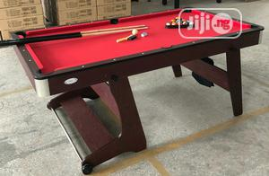 Brand New 6ftx3ft Snooker Pool Table With Complete Acessories   Sports Equipment for sale in Lagos State, Yaba