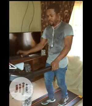Brand New Treadmill With Massager And Twister   Sports Equipment for sale in Lagos State, Amuwo-Odofin