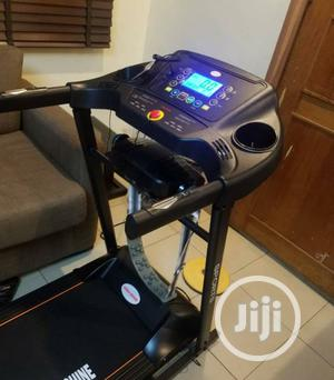 German Machine Treadmill With Massager,Earobic and Mp3   Sports Equipment for sale in Abuja (FCT) State, Garki 1
