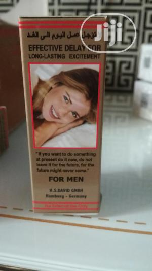 Ejaculation Delay Spray   Sexual Wellness for sale in Ogun State, Abeokuta South