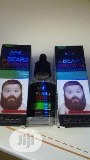 Beard Growth Oil | Hair Beauty for sale in Osun State, Iwo