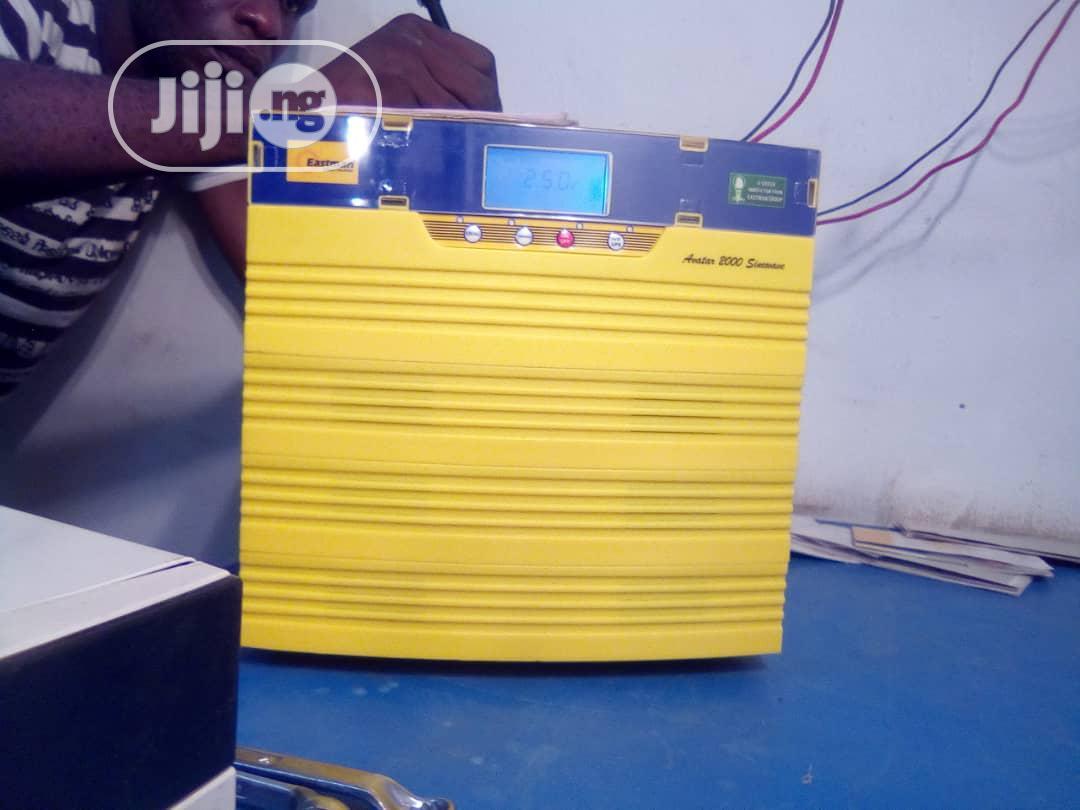 2.2kva 24vdc Eastman Inverter
