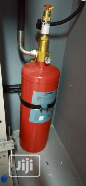 Fm200 Fire Suppression System   Safetywear & Equipment for sale in Lagos State, Apapa