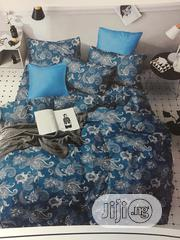 Duvet,Bed Spread With 4 Pillow Cases. | Home Accessories for sale in Lagos State, Ikeja