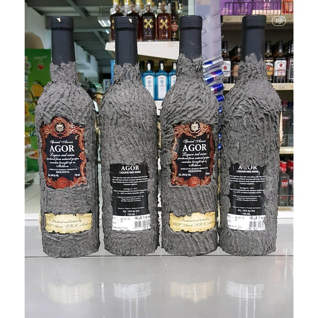Agor Red Wine   Meals & Drinks for sale in Lagos Island (Eko), Lagos State, Nigeria