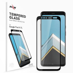 Full Glue Premium Tempered Glass Protector for Google Pixel 4XL   Accessories for Mobile Phones & Tablets for sale in Lagos State, Ikeja
