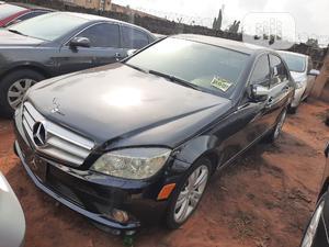 Mercedes-Benz C300 2009 Black | Cars for sale in Edo State, Ikpoba-Okha