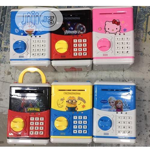 Piggy Bank Atm Machine | Toys for sale in Lagos Island (Eko), Lagos State, Nigeria