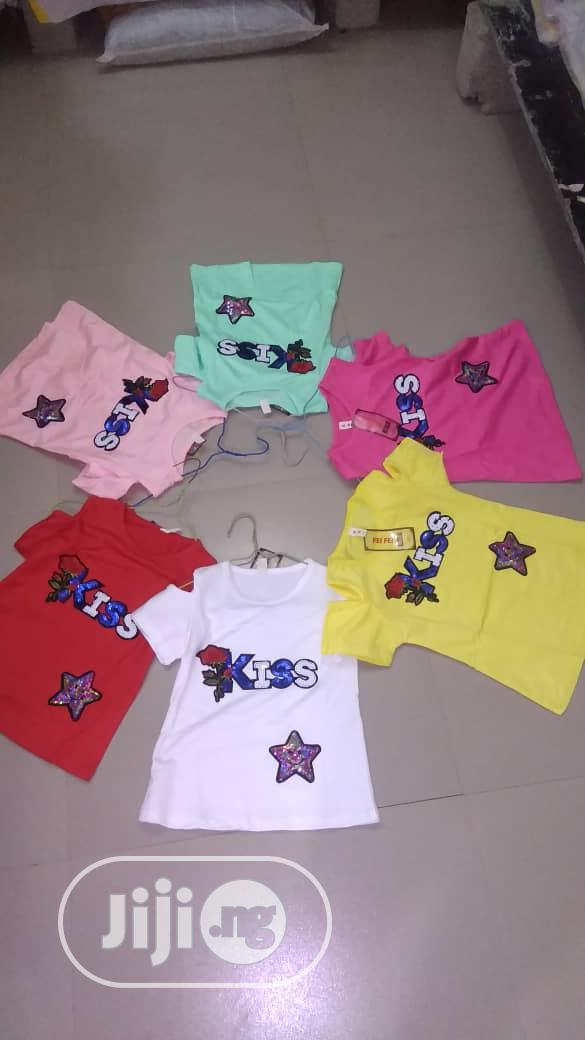 Qquality Kids Tops | Children's Clothing for sale in Onitsha, Anambra State, Nigeria