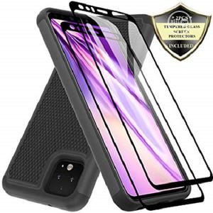 Full Glue Premium Tempered Glass Protector For Pixel 4   Accessories for Mobile Phones & Tablets for sale in Lagos State, Ikeja