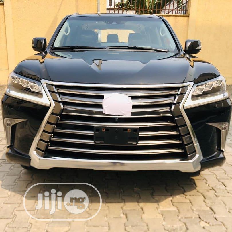 Lexus LX 570 2017 Black   Cars for sale in Ojodu, Lagos State, Nigeria
