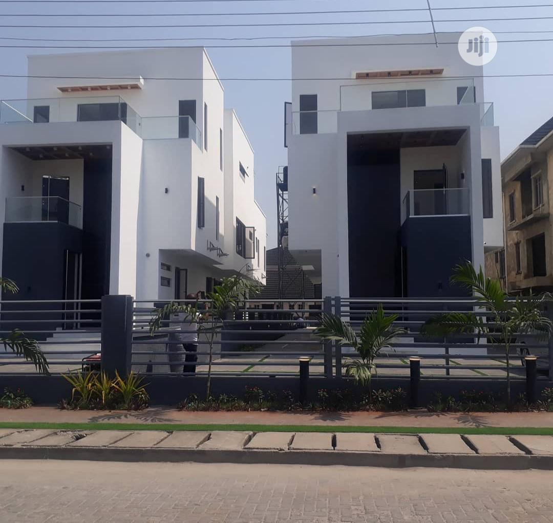Clean 5 Bedroom Detached Duplex At Victory Park Estate Lekki For Sale | Houses & Apartments For Sale for sale in Lekki Phase 2, Lagos State, Nigeria