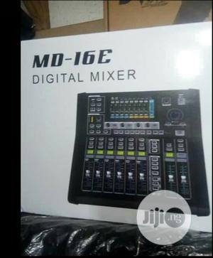 Digital Mixer MD-16E   Audio & Music Equipment for sale in Lagos State