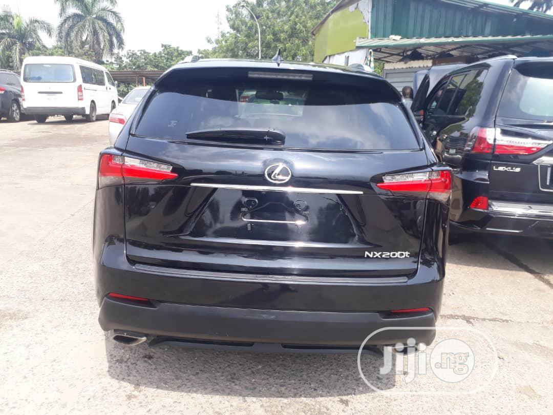 Archive: Lexus NX 2017 Black