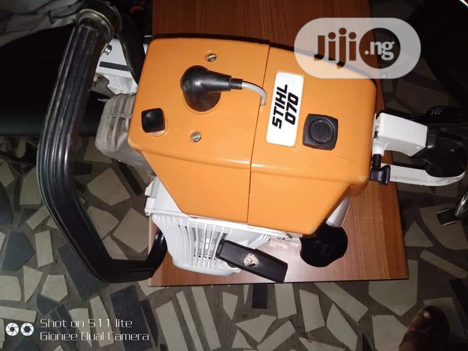 STIHL Chain Saw Machine MS070