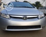 Honda Civic 2007 1.8 Silver | Cars for sale in Lagos State, Isolo