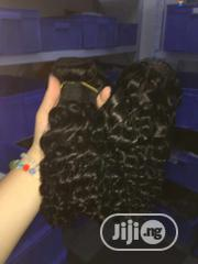 Mongolian Curl Human Hair 12inches | Hair Beauty for sale in Lagos State, Ikeja