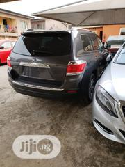 Toyota Highlander 2013 Limited 3.5l 4WD Gray | Cars for sale in Lagos State, Surulere