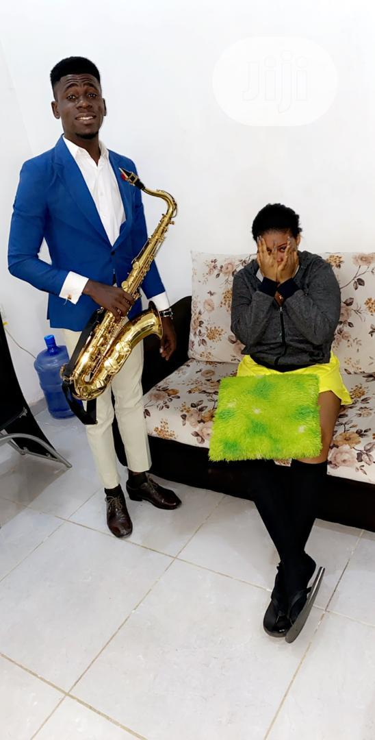 Professional Birthday/Marriage Proposal Surprise Saxophonist