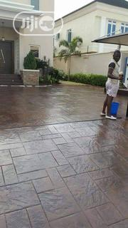 For Good Service And For Standard Floor Increte | Landscaping & Gardening Services for sale in Lagos State, Lekki Phase 1