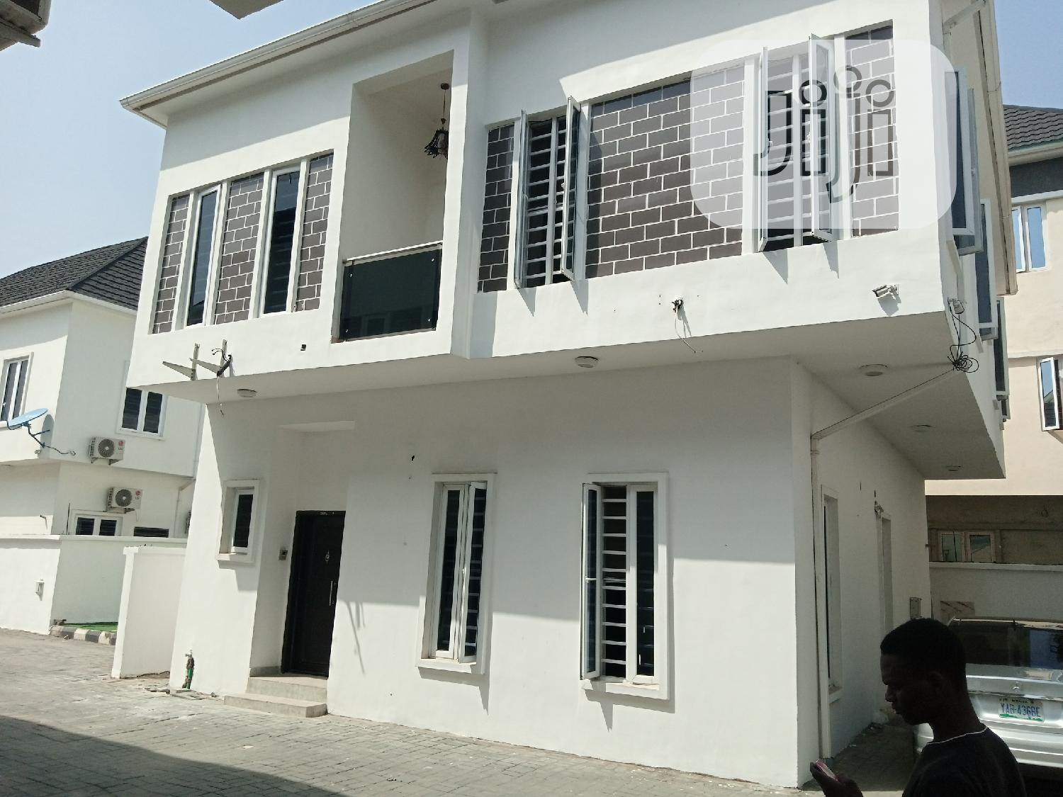 Archive: Distress 4bedroom Semi Detached House for Sale in Ikota Villa Estate