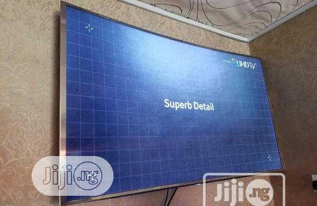 Archive: Samsung Smart Curve SUHD Quantum Dot TV 55 Inches