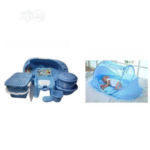 Baby Bath Set And Baby Bed With Net | Baby & Child Care for sale in Lagos State, Ikorodu