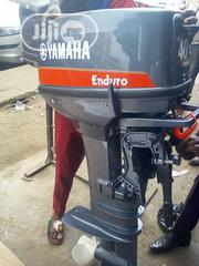 Engine Boat 40hp (YAMAHA) | Vehicle Parts & Accessories for sale in Lagos State, Ikeja