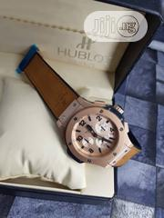 Geneva Hoblox Wrist Watch for Men | Watches for sale in Lagos State, Lagos Island
