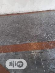 Concrete Stamp Floor Increte | Landscaping & Gardening Services for sale in Lagos State, Lekki Phase 1