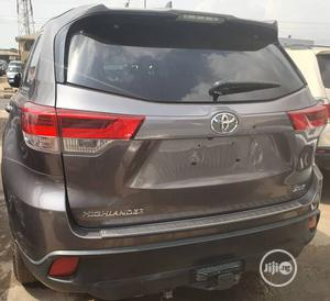 Toyota Highlander 2017 Gray | Cars for sale in Oyo State, Ibadan