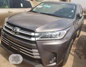 Toyota Highlander 2017 Gray   Cars for sale in Oyo State, Ibadan