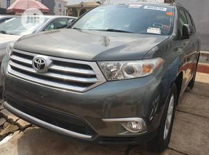 Toyota Highlander 2012 Limited Gray | Cars for sale in Oyo State, Ibadan