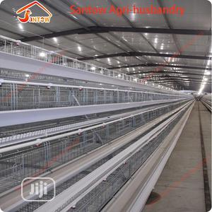 China Factory Poultry Battery Cages Imported Chicken Cages | Farm Machinery & Equipment for sale in Lagos State