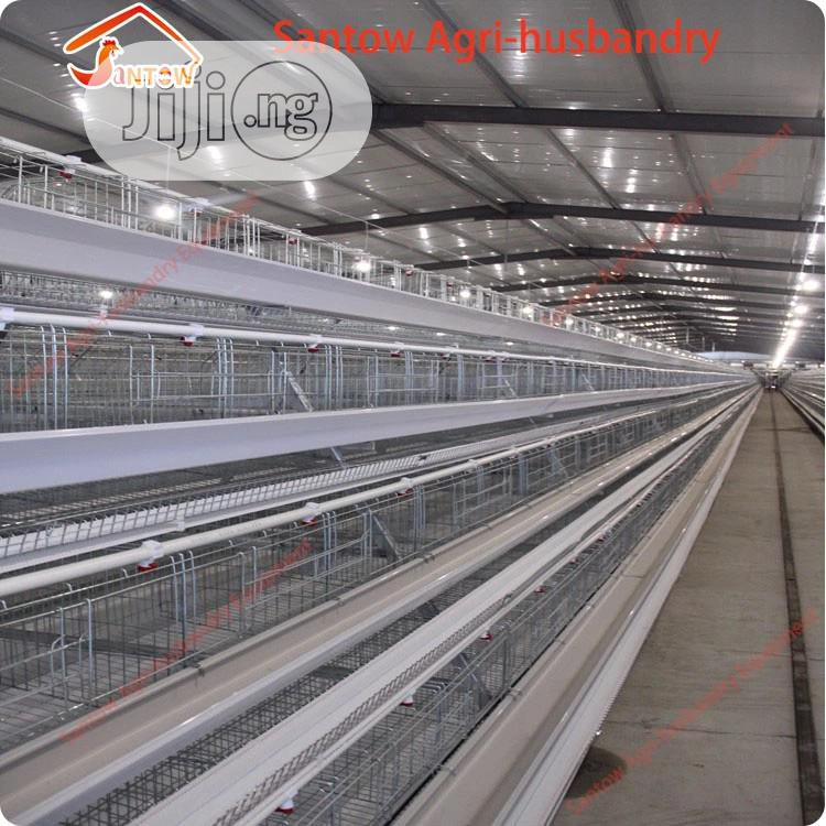 China Factory Poultry Battery Cages Imported Chicken Cages