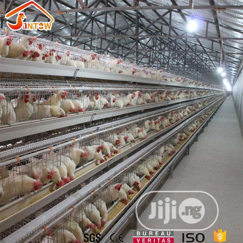 China Factory Poultry Battery Cages Imported Chicken Cages | Farm Machinery & Equipment for sale in Lagos State, Nigeria