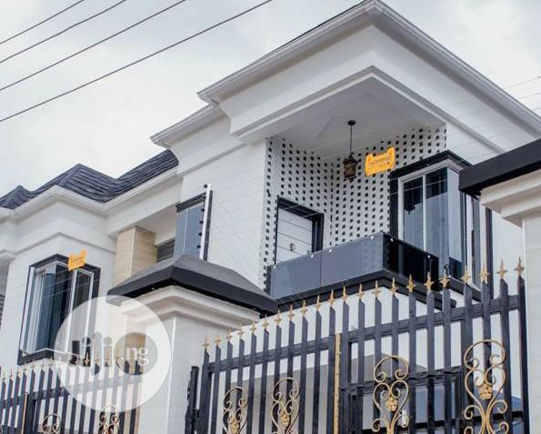 Spacious 4 Bedroom Detached Duplex For Sale At Chevy View Estate Lekki