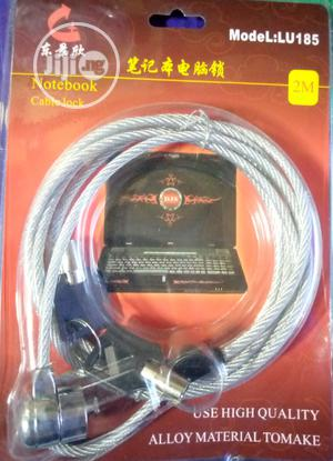 LU-185 Laptop Cable Lock | Computer Accessories  for sale in Lagos State, Ikeja