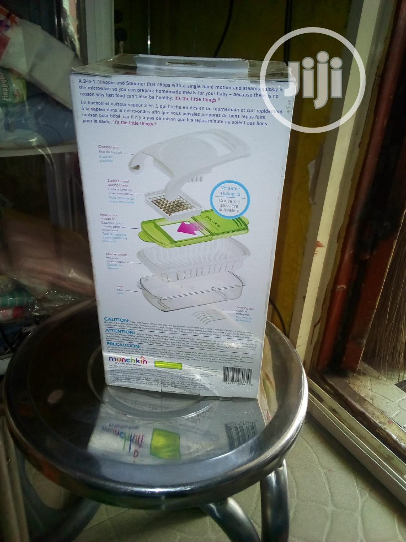 Munchkin Fresh Food Chopper | Baby & Child Care for sale in Ikeja, Lagos State, Nigeria