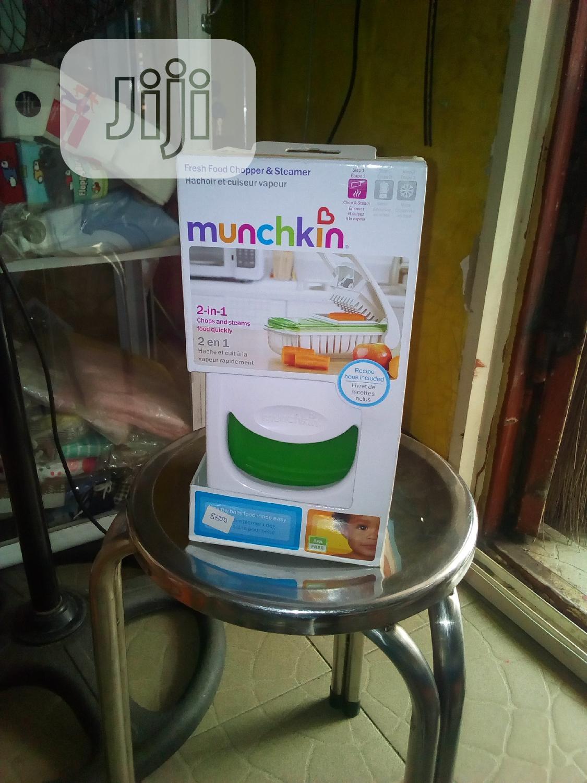 Munchkin Fresh Food Chopper