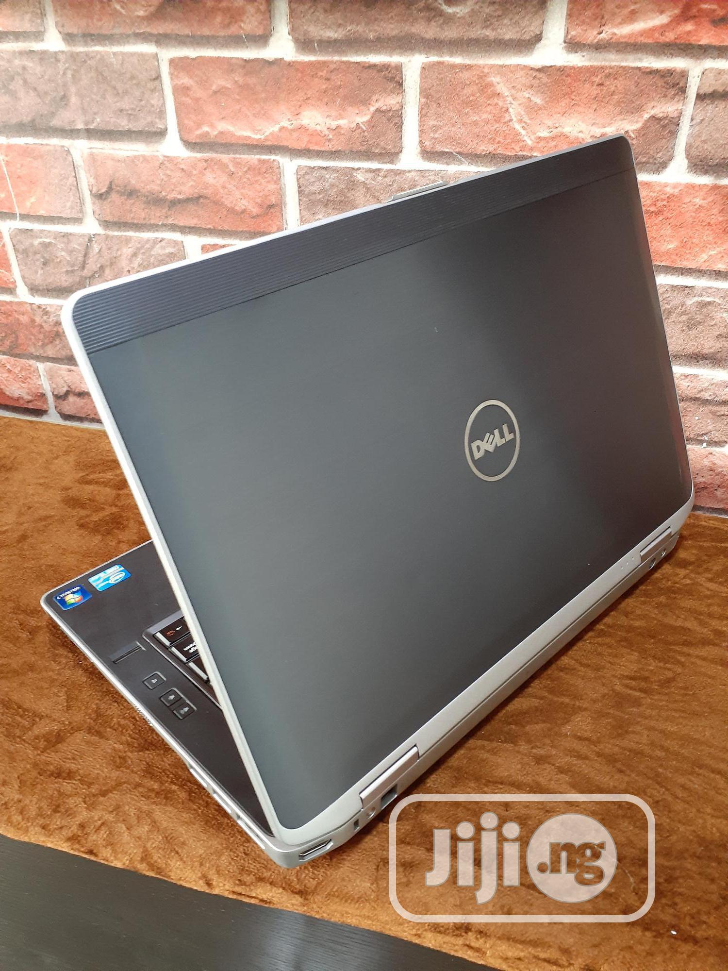 Laptop Dell Latitude E6430 4GB Intel Core i5 320GB | Laptops & Computers for sale in Ikeja, Lagos State, Nigeria