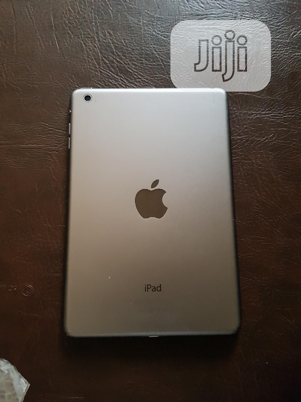 Archive: Apple iPad mini Wi-Fi 16 GB Gray